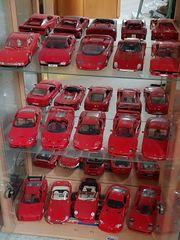 Ferrari Sammlung 22 Stück unbespielt