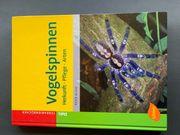 9 Bücher über Vogelspinnen