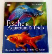 Enzyklopedie der Fische für Aquarium