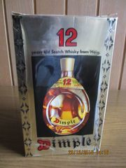 Dimple 12 Years Pure Scotch