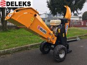 DELEKS® DK-800 LIFAN Gartenhäcksler Schredder