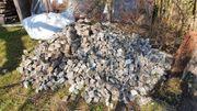 Granitpflastersteine zu verschenken