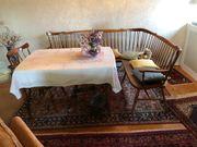 Eckbank inkl Tisch und Stühle