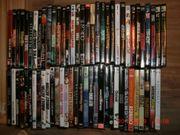Konvolut DVDs Blurays zu verkaufen