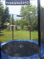 Outdoor Trampolin Kinetic Sport s