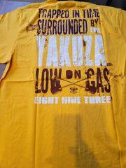 Yakuza T Shirts 5XL