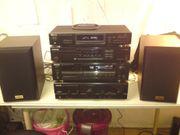 Kenwood Stereoanlage Einzelbausteine