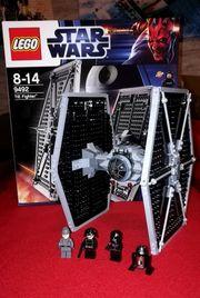 Biete meinen Lego Star Wars