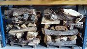 Brennholz 2 m³ vorgespalten 1