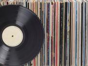 Schallplatten - Konvolut