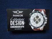 Armbanduhr Chronograph