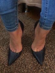 Div Gerne Getragene Schuhe