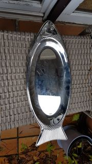 WMF Chromargan - Servierplatte