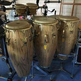 LP-Percussionset - professionell und überkomplett: Kleinanzeigen aus Wilnsdorf - Rubrik Drums, Percussion, Orff
