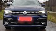 VW Tiguan 2 Highline Erstzulassung