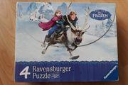 neuwertiges Ravensburger Frozen Anna und