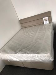 Bett Gestell mit Bett kasten