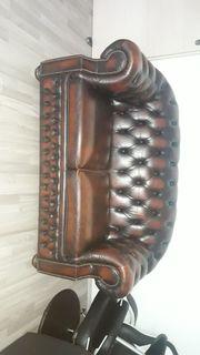 2 Sitze Sofa von CHESTERFEIELD