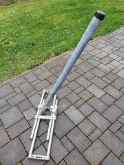 Dachsparrenhalter für Satellitenschüssel