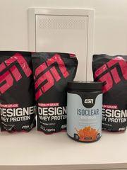 4x ESN Proteinpulver
