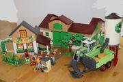 Playmobil Bauernhof Taktor Hofladen 5119