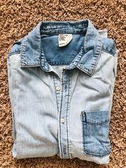 Jeans Hemd Neuwertig