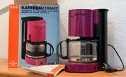 AEG Kaffeeautomat KF1026 in lila