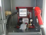 Dieseltank 5 000 Liter Tankanlage