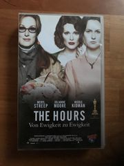 The Hours VHS Nicole Kidman