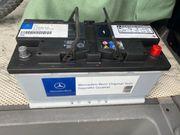 gebrauchte Autobatterie Battery 12V 100Ah