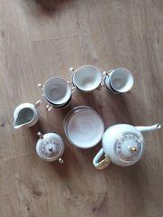 Kaffeservice - Teile