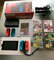 Nintendo Switch Sorglos Paket