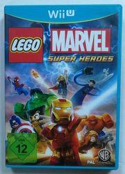 Wii U Spiel Lego Marvel