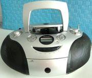 Grundig Radiorec mit CD Player