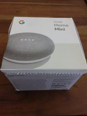 Google Home Mini neu