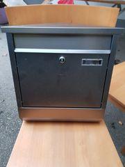 Metall - Briefkasten