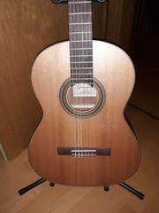Akustikgitarre Konzertgitarre Granada