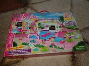 Barbie Pool Party Mega Bloks