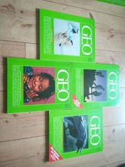 GEO - Zeitmagazine-Sammlung