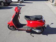 Vespa LX 50 rot 50