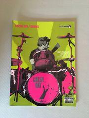 Noten Green Day Drums Schlagzeug