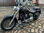 Harley Davidson EVO Softail Fat