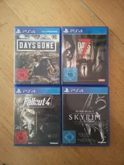 Top Angebot PS 4 Games