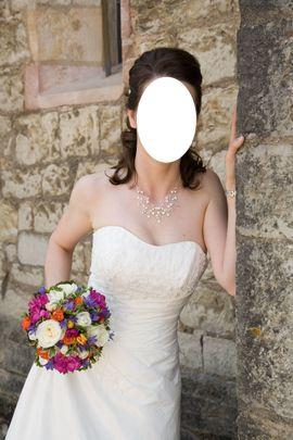 Hochzeitskleid elfenbeinfarben Gr 36: Kleinanzeigen aus Garching - Rubrik Alles für die Hochzeit