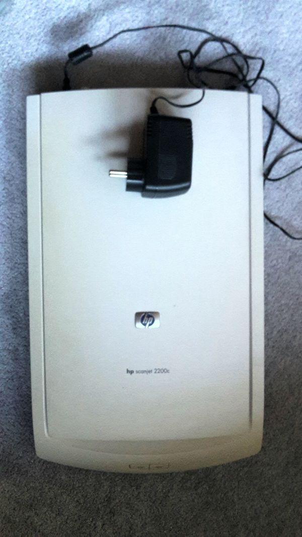 Hp Scanner 2200c