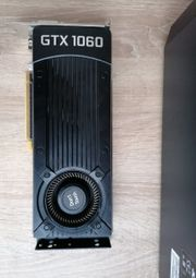 Nividia GeForce GTX 1060 6GB