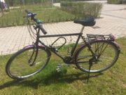 Hochwertiges 28 Herren-Tourenrad Fahrrad Manufaktur