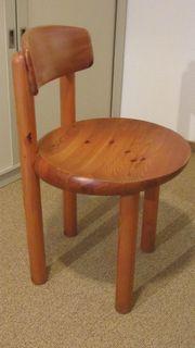 Holzstühle ergonomisch massiv Holz