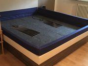 Wasserbett dual mit 4Schubladen zu