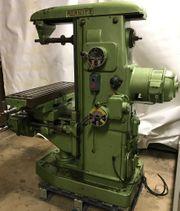 Horizontal-Fräsmaschine Pornitz